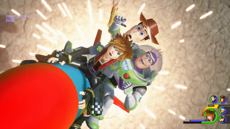 Kingdom Hearts 3 análise review