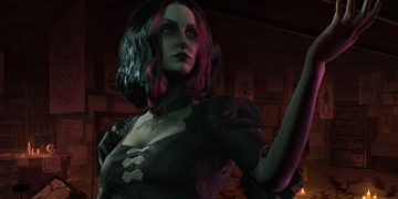 Vampire The Masquerade Bloodlines 2 clã tremere