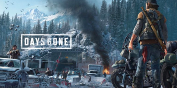 days gone no japão