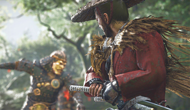 ghost of tsushima contrata dev