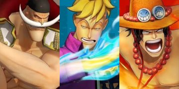 One Piece: Pirate Warriors 4 lança trailer dos personagens Barba Branca, Marco e Portgas D. Ace