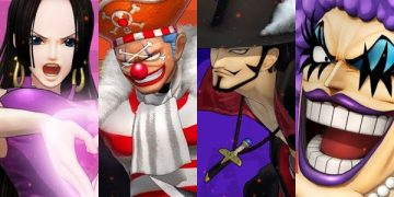 One Piece: Pirate Warriors 4 lança trailer dos personagens Boa Hancock, Buggy, Mihawk e Emporio Ivankov