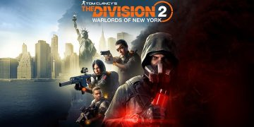 the division 2 nova expansao warlords of new york novidades videos