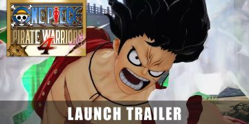 One Piece: Pirate Warriors 4 exibe trailer de lançamento