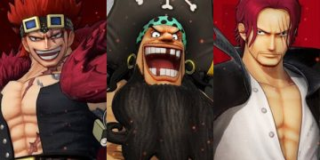 One Piece: Pirate Warriors 4 lança trailer dos personagens Eustass Kid, Marshall D. Teach (Barba Negra) e Shanks