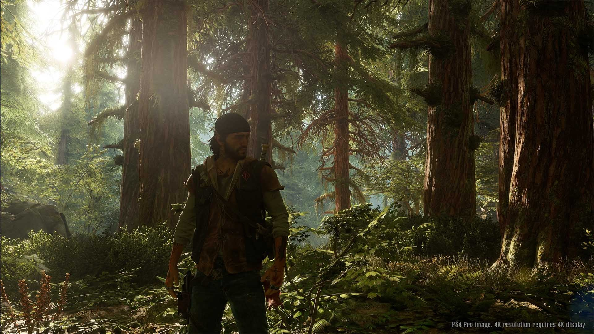 days gone gráficos analises criticas review