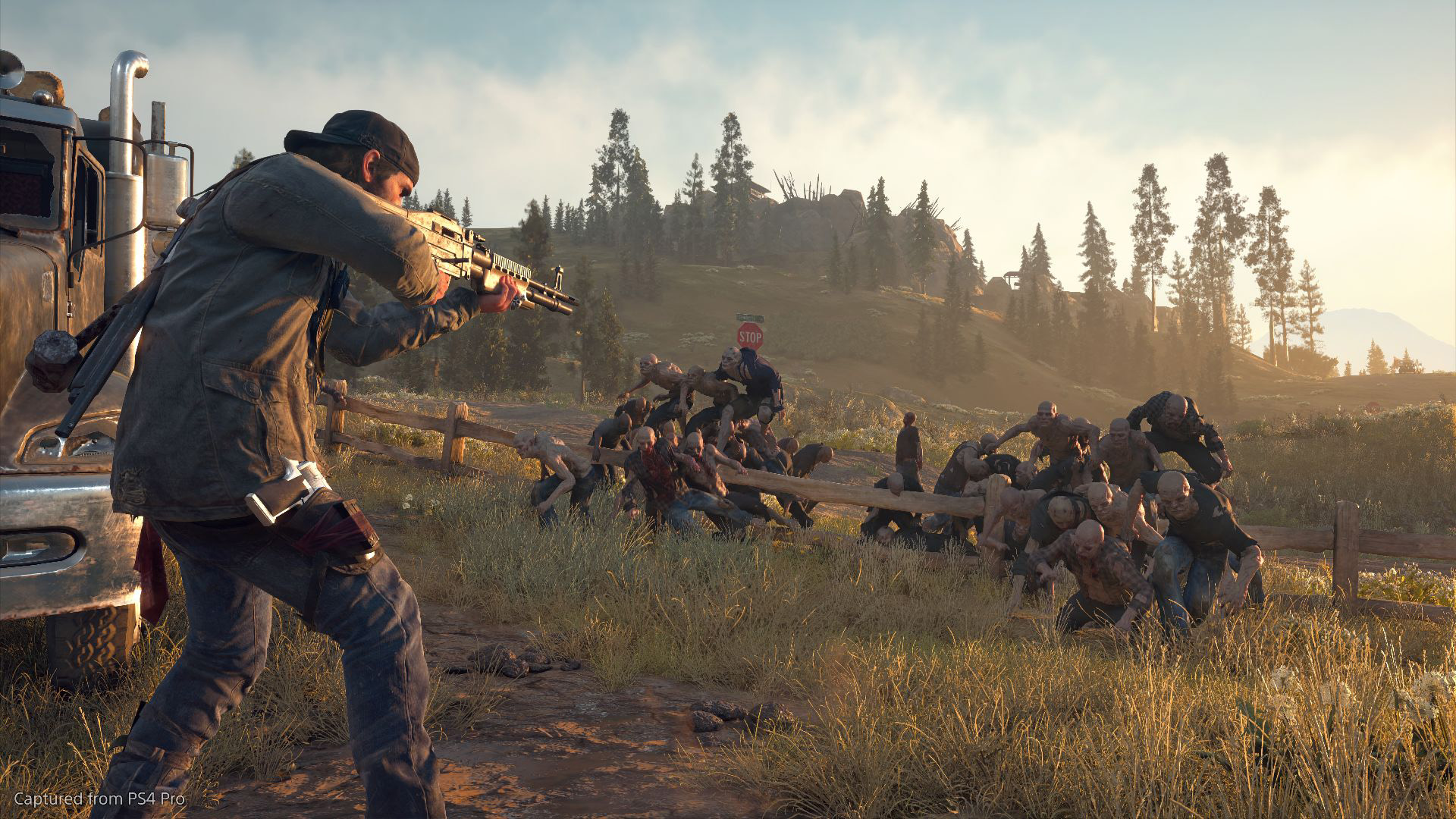 days gone jogabilidade geral analise critica review
