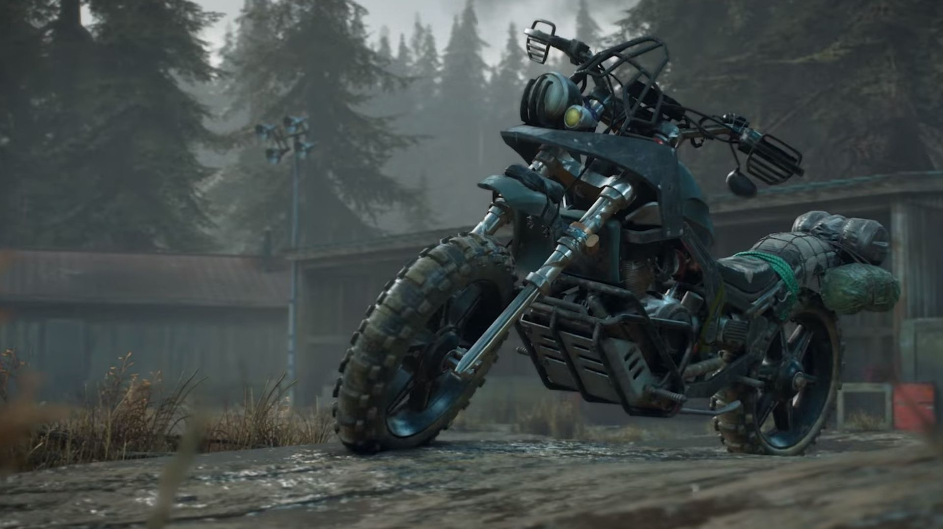 days gone moto critica analise review