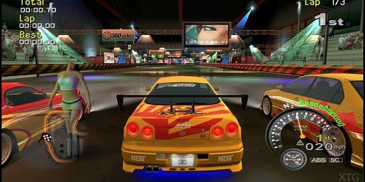 jogos de corrida Street Racing Syndicate