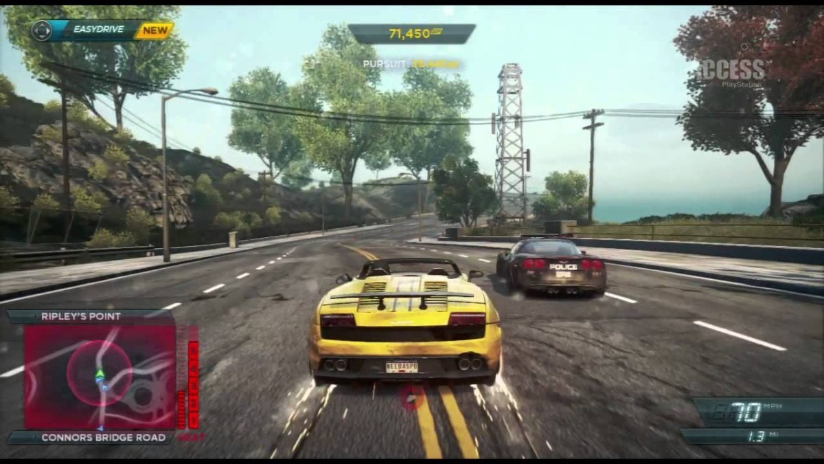 jogos de corrida need for speed most wanted