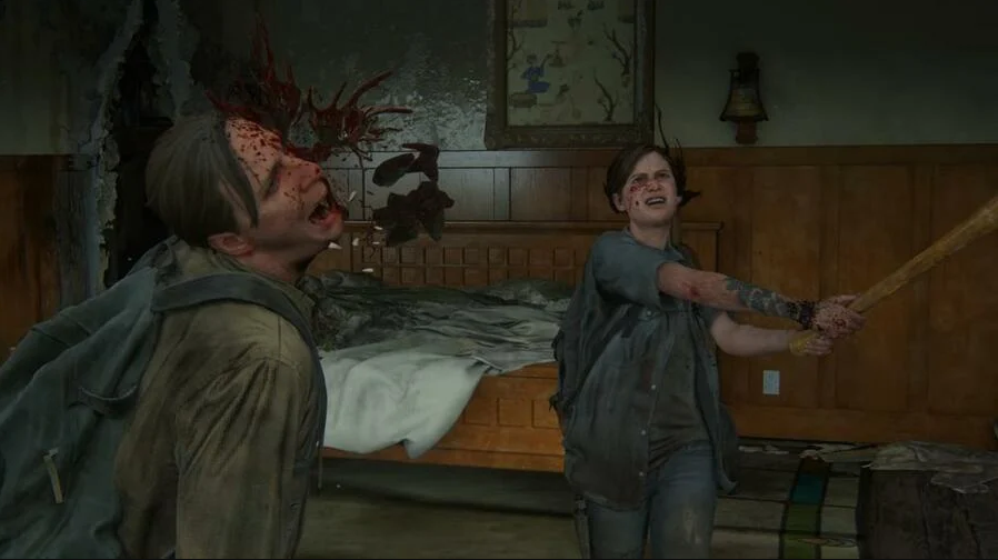 the last of us part 2 analise critica review combate corpo a corpo