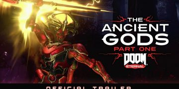DOOM Eternal The Ancient Gods, Part One outubro