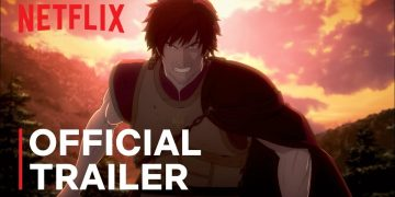 dragons dogma netflix trailer