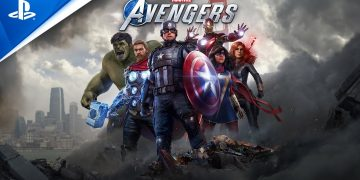 marvels avengers trailer exclusivo playstation