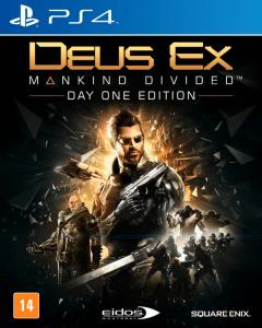Análise Deus Ex Mankind Divided