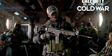 Call Of Duty Black Ops Cold War trailer multiplayer ps5