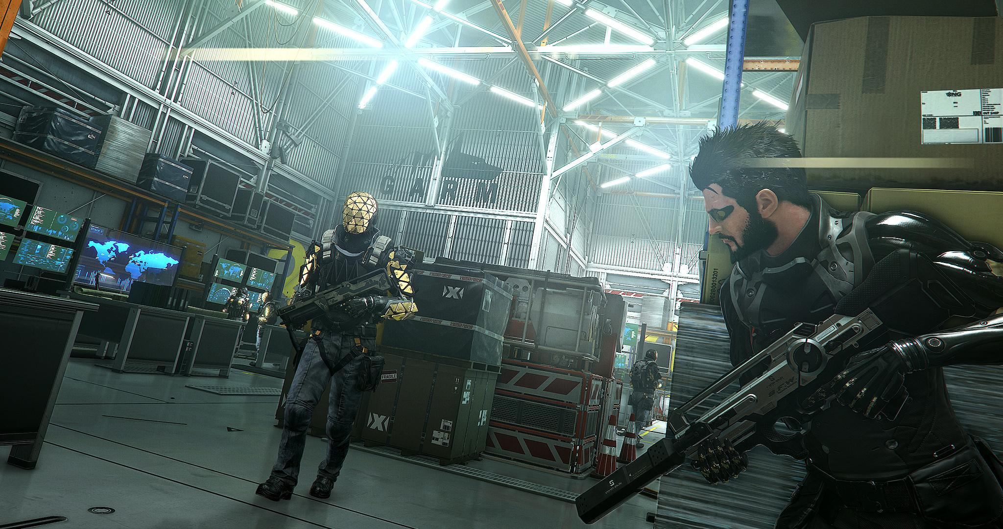 deus ex mankind divided analise critica review inimigos