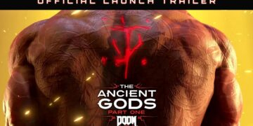 doom eternal The Ancient Gods Part One trailer