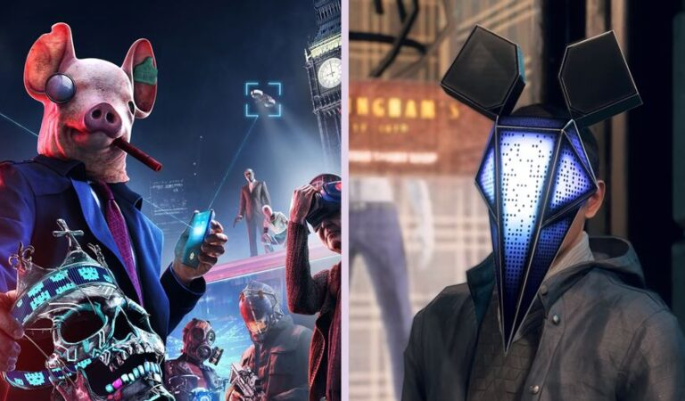 10 melhores easter eggs de Watch Dogs: Legion