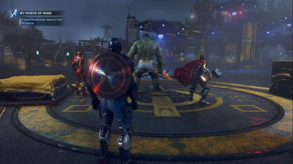 marvel's avengers analise critica review gameplay