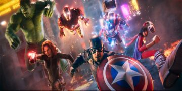 marvel's avengers analise critica review vale a pena