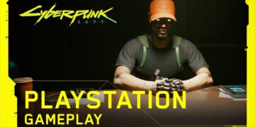 Cyberpunk 2077 gameplay ps4 ps5
