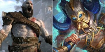 God Of War Ragnarok deuses