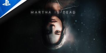 Martha is Dead ps4 ps5