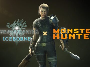 Monster Hunter World: Iceborne milla jokovich