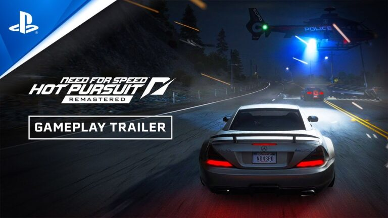 Need for Speed: Hot Pursuit trailer lançamento
