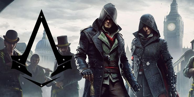 logos assassins creed syndicate