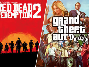 red dead redemption 2 gta 5 vendas