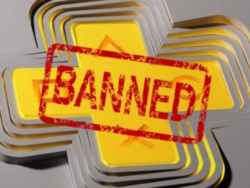 sony ban ps plus collection