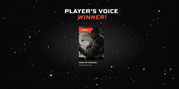 Ghost of Tsushima premio players voice the game awards