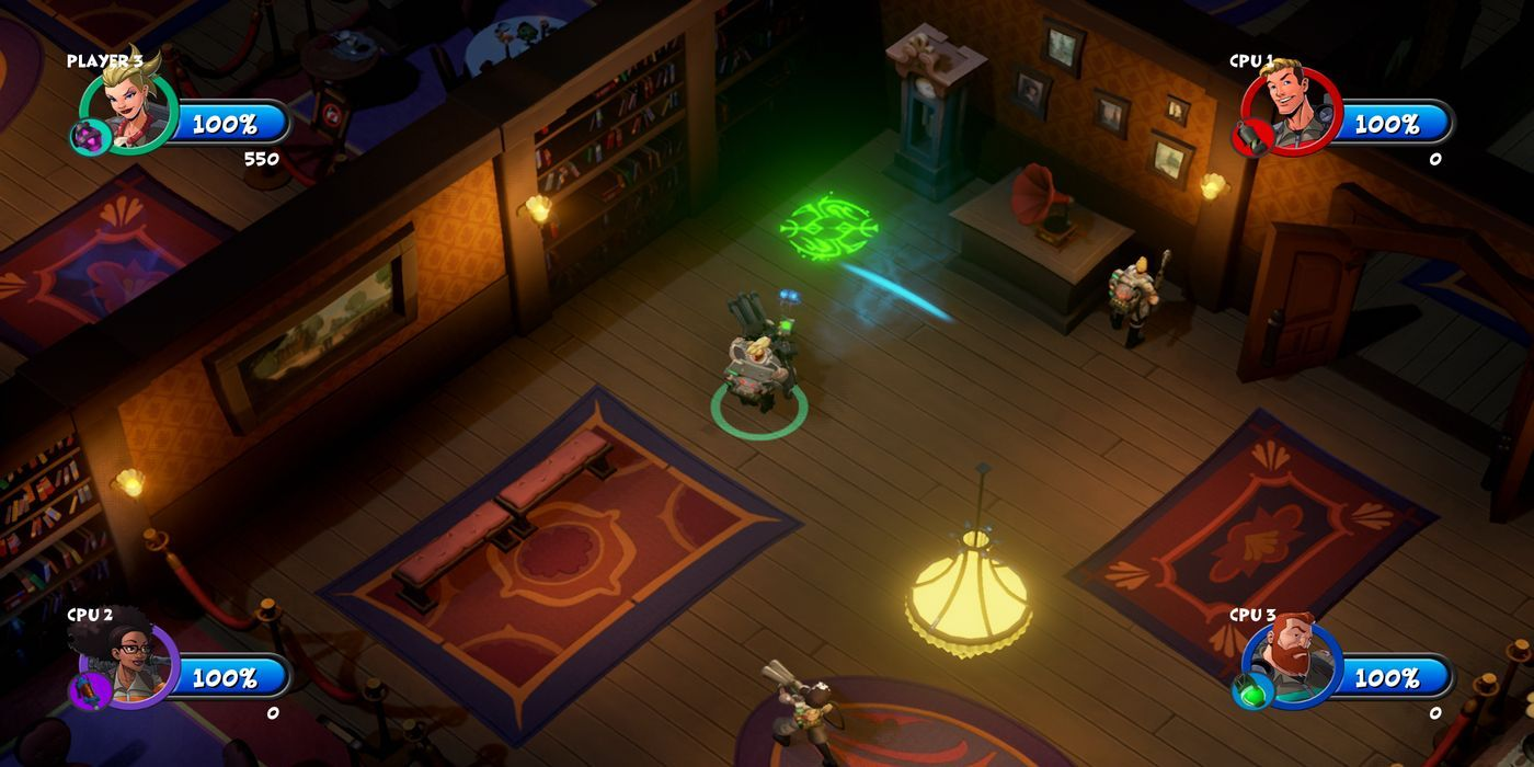 Ghostbusters piores jogos ps4