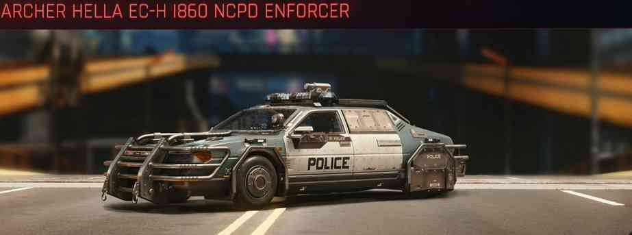 cyberpunk 2077 carros