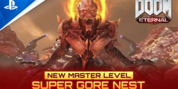 doom eternal trailer master level