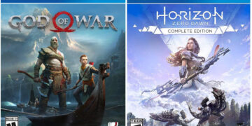 god of war horizon zero dawn vendas
