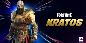 skin kratos disponivel fortnite