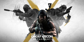Ghost Recon Breakpoint 1440p 60 fps ps5
