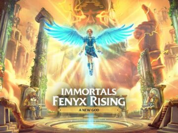 Immortals Fenyx Rising dlc a new god disponível
