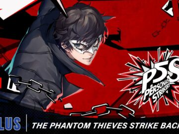 Persona 5 Strikers trailer personagens