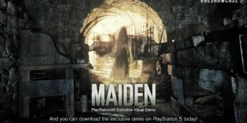 Resident Evil Village demo maiden ps5