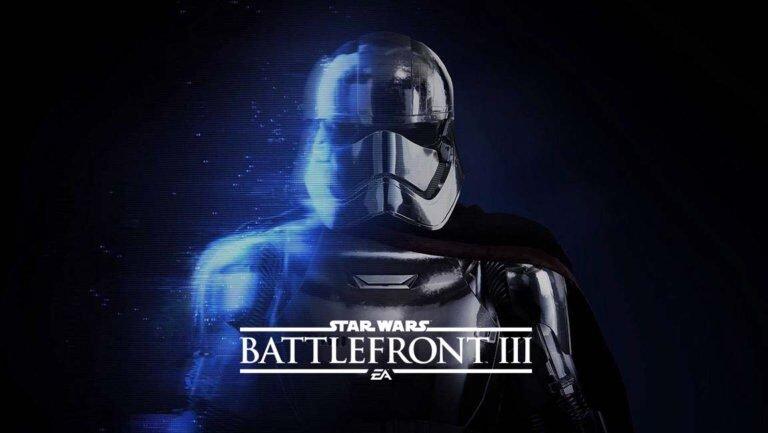 Star Wars Battlefront III pode ser anunciado em abril