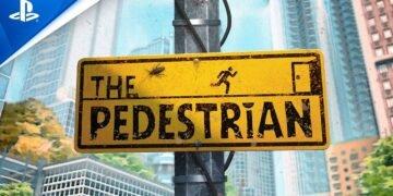 the pedestrian data lançamento