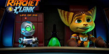 Ratchet & Clank: Life of pie lançado
