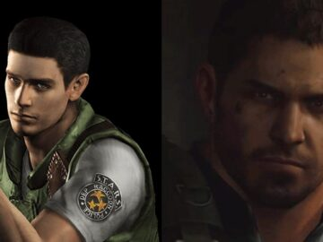 fatos chris redfield