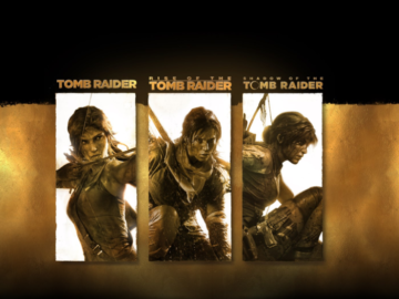 Tomb Raider Definitive Survivor Trilogy vazamento