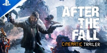 after the fall anunciado psvr