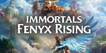 immortals fenyx rising análise crítica review